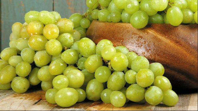seedless grapes