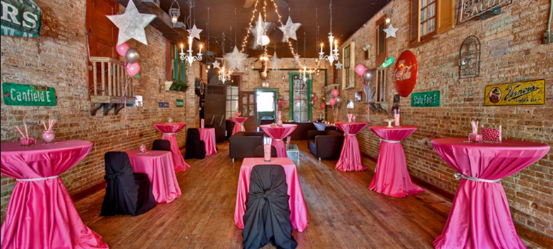 birthday venue hire Melbourne