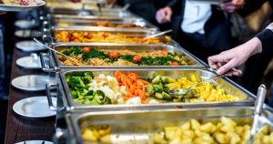 wedding buffet catering gold coast