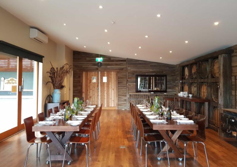 restaurants Yarra Valley