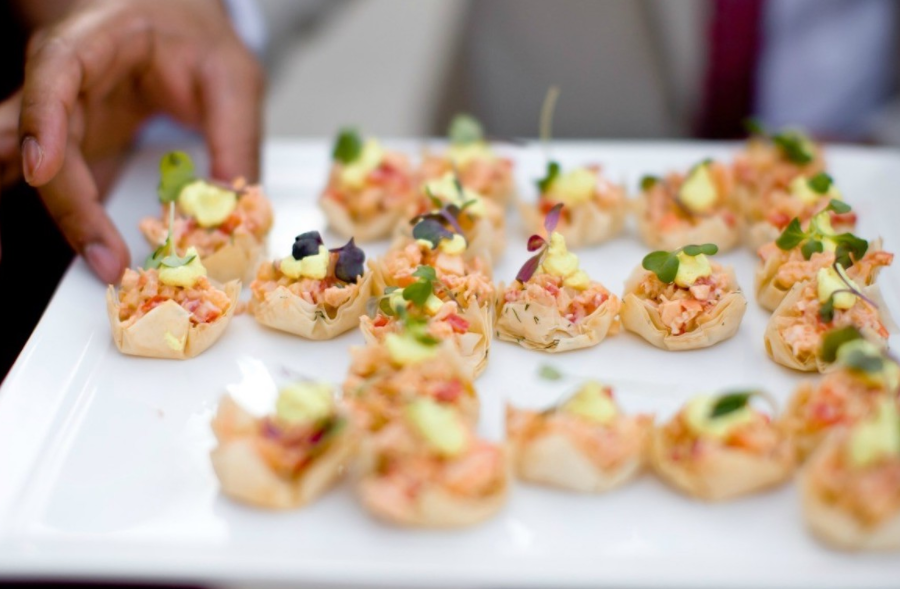 finger food catering Gold Coast