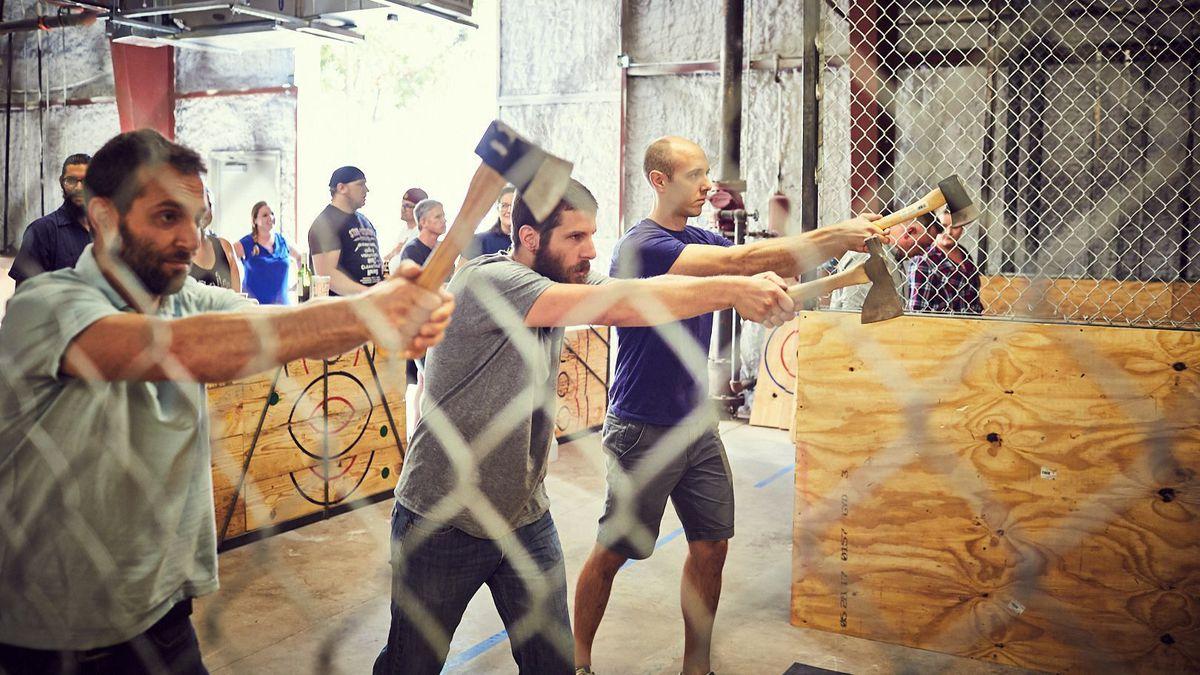 Axe Throwing Baltimore